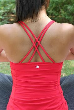 Lululemon has the cutest workout clothes ever! Want!!