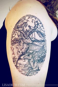 LISA ORTH TATTOO | #tattoos