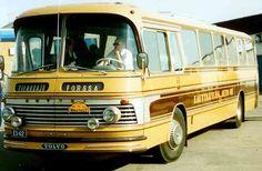 Volvo B58 bus 1968