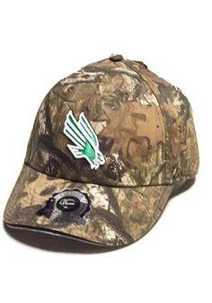 North Texas Camo Hat