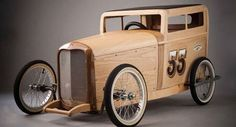 Resultado de imagen de wooden hot rod plans with pedals