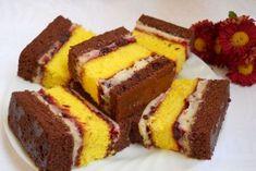 Un desert rapid, inspirat din copilarie Sweets Recipes, My Recipes, Cookie Recipes, Romanian Food, Romanian Recipes, Food Cakes, Special Recipes, Desert Recipes, Cake Cookies