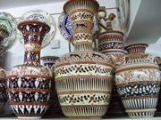 Rhodes Private Tours - Pottery Art in Rhodes Island Greece