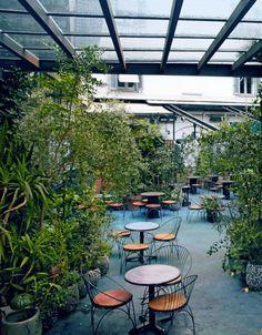 The best retail-restaurants around the world: 10 Corso Como, Milan.