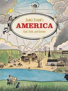 아메리카 | James Strum 2007년 7월15일 출간, 192페이지, 20.3 x 24.9 cm 아이스너 어워드 수상 작가인 James Sturm 이 들려주는 대공황 이전의 미국 역사를 잘 알려지지 않은 역사적 에피소드와 다양한 인물과 그들의 꿈을 통해 이야기 해 주는 그래픽 노블이다. 치밀한 조사를 바탕으로 알찬 정보와 재미를함께 제공한다. 하워드 진의…