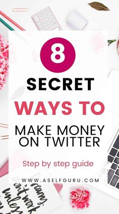 Not sure how to make money on Twitter? Check out this guide and 8 tips for making money on Twitter and increasing your business income. Making money on Twitter is a real way to promote products and services without spending money on ads. You can also promote products you like and the services you provide. Knowing how to do this right can make you money on Twitter. #howtomakemoney #makemoneyontwitter #twittertips| make money with tweets Content Marketing, Internet Marketing, Media Marketing, Way To Make Money, Make Money Online, Self Employed Jobs, Social Media Trends, How To Start A Blog, How To Make