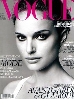 Natalie Portman for Vogue Germany (2005)
