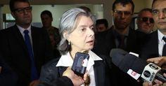 'Onde um juiz for destratado, eu também sou', diz Cármen Lúcia