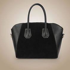 bolsas de cuero de la PU de contraste del color del vintage de las mujeres / bolso crossbody - EUR € 18.47