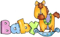 Rocking Horse Baby - BBY861