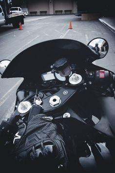 nice sport bike