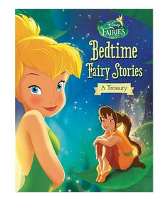 Look at this Disney Bedtime Fairy Stories Hardcover on #zulily today!