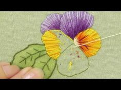 It is very easy to make I use three ply wool you can use cotton or silk thread too