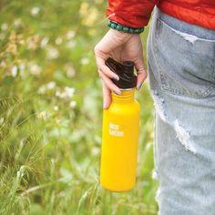 Stainless Steel Water Bottles 27oz, Reusable Bottles | Klean Kanteen