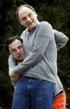 """Actors learn to be best buds in Dallas Theater Center's 'The Odd Couple'"" via dallasnews.com"