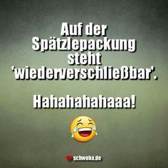 #spätzle #packung #wiederverschließbar #schwäbisch #schwaben #schwoba #württemberg #sprüche #spruch #lustig