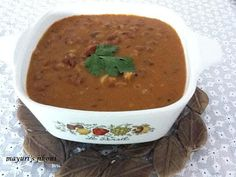 red chora curry (cowpea curry)