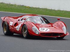 1967 Ferrari 330 P3/4