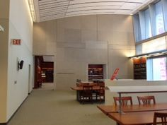 Library of VA - Nathalie P. Voorhees Reading Room Overview