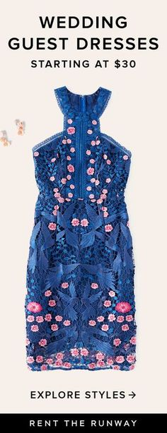 5e9b243d9be6b Find Wedding Guest Dresses from Rent the Runway. Get free dry-cleaning