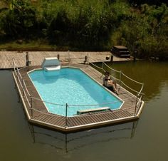 Floating Swimming Pools