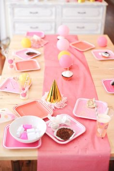 a bubbly themed birthday & goodbye party {stevie pattyn for shop sweet lulu}