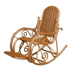 Amour Traditional Rocking Chair