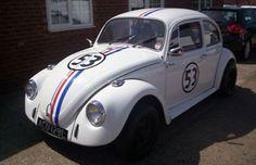 Herbie the Love Bug Teapot Cover, Love Bugs, Dream Cars, Classic Cars, To Go, Vans, Bike, Retro, Tv