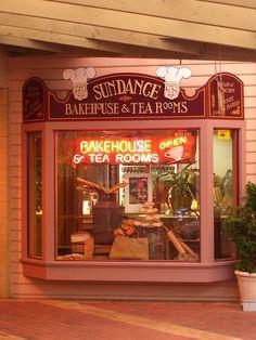 Sundance Bakehouse and Tearooms | Flickr - Photo Sharing!