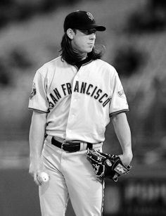 Tim Lincecum-I miss his hair