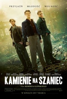 Stones for the Rampart (aka Kamienie na szaniec) Movie Poster ( of Movies 2019, Hd Movies, Movies And Tv Shows, Movie Tv, Scary Stories To Tell, Full Movies Download, Film Posters, Great Movies, Marcel