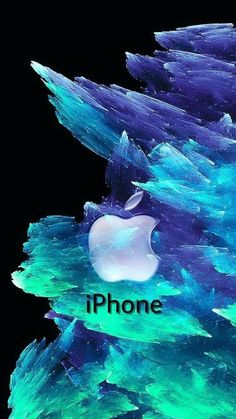 Apple Logo Wallpapers for Your New iPhone 11 Apple Logo Wallpaper Iphone, Iphone Wallpaper Images, Iphone Homescreen Wallpaper, Abstract Iphone Wallpaper, Phone Screen Wallpaper, Iphone Background Wallpaper, Cool Backgrounds, Cellphone Wallpaper, Colorful Wallpaper