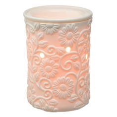Flower Vine Deluxe Scentsy Warmer Flower Vine Scentsy warmer new in box. Came with my starter kit and I haven't used it. Scentsy Other