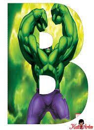 Resultado de imagem para letra do  hulk