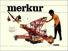 Merkur - czech construction kit http://www.merkurtoys.cz/