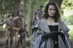 The Musketeers' Maimie McCoy: 'It's been a dream to play someone so devilish!' -  TV News - What's on TV