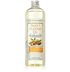 Pure Body Naturals Cold Pressed Sweet Almond Oil for Skin, Hair and Nails, 16 Fl Ounce ** Read more at the image link. (This is an affiliate link) Beauty Soap, Exfoliating Scrub, Healthy Oils, Sweet Almond Oil, Oils For Skin, Good Skin, Skin Care Tips, The Balm, Pure Products