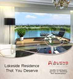 Experience the joy of life with the intelligent living in these luxury apartments in Aliens Space station in Hyderabad. For more details go to http://www.aliensgroup.in/html/aliensspacestation.html