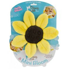 Made of the same luxurious polyester plush cloth as the soft tub layer of the Blooming Bath, the Mini Bloom Scrubbie makes the perfect bathtub accessory.