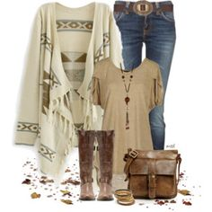 Pipper outfit or a perfect outfit for a camp fire or both