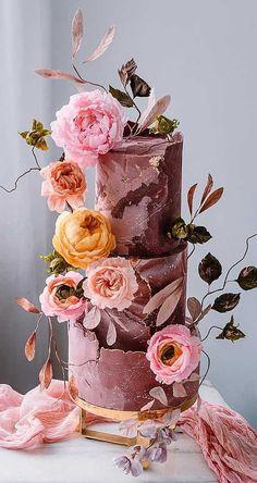 beautiful wedding cake unique wedding cake designs, wedding cake designs best wedding cake designs, wedding cake designs, textured wedding cakes, wedding cake trends You are Textured Wedding Cakes, Floral Wedding Cakes, Elegant Wedding Cakes, Floral Cake, Beautiful Wedding Cakes, Gorgeous Cakes, Wedding Cake Designs, Pretty Cakes, Elegant Cakes