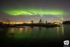 Northern Lights in Rovaniemi 25.9.2013 –very beautiful!