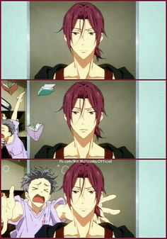 Rin has this effect on the fangirls, let's be honest here. ;3