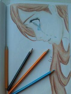 Bleach- Orihime Inoe :-) Bleach Orihime, Bleach Anime, My Drawings, Arts And Crafts, Art And Craft, Crafts, Art Crafts