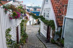 Gamle Stavanger - Stavanger, Norway