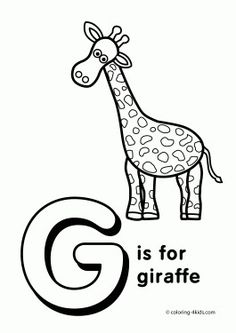 26 Best Alphabet coloring pages