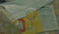 Still life with glass - Alekos Kontopoulos Be Still, Still Life, Post Impressionism, Art Database, Poster On, Otaku Anime, Japanese Culture, Paintings For Sale, Art For Sale