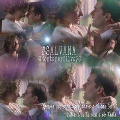 Ahora a las 17.25 en TVE tenemos una cita con #SeisHermanas y con estos dos...¡No se os puede olvidar!   #Salvana