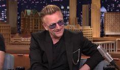 U2 reapareció en TV por primera vez luego del accidente de Bono