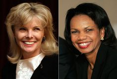 The Augusta National Golf Club, home of the Masters, invites its first two female members: former secretary of state Condoleezza Rice and the South Carolina financier Darla Moore.